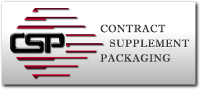 Contract Supplement Packaging